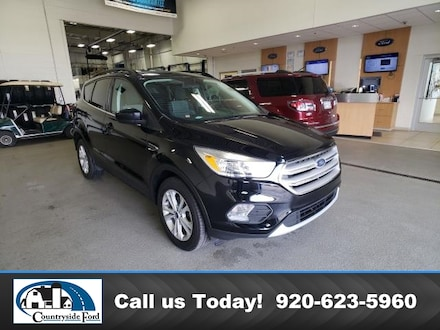 Used 2018 Ford Escape SE FWD For Sale in Columbus