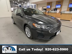 New 2020 Ford Fusion Hybrid SE FWD in Columbus, WI