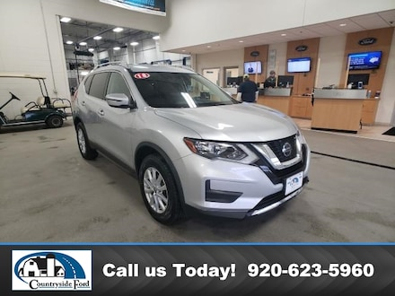 Used 2018 Nissan Rogue AWD SV For Sale in Columbus