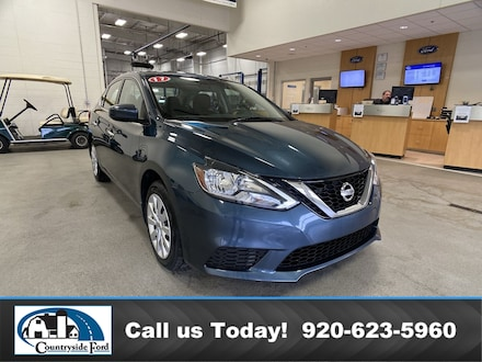 Used 2017 Nissan Sentra SV CVT For Sale in Columbus