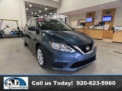 2017 Nissan Sentra S CVT in Columbus, WI