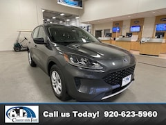 New 2020 Ford Escape S FWD in Columbus, WI