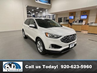 New 2020 Ford Edge SEL FWD in Columbus, WI