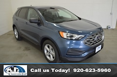 New 2019 Ford Edge SE FWD in Columbus, WI