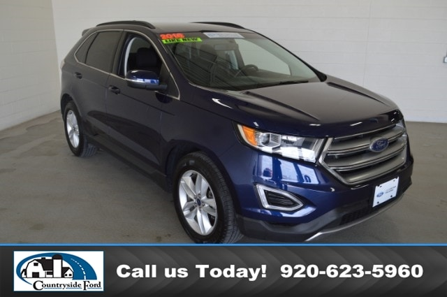 Used 2016 Ford Edge SEL FWD For Sale in Columbus