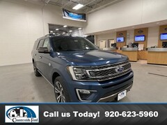 New 2020 Ford Expedition Max King Ranch 4x4 in Columbus, WI