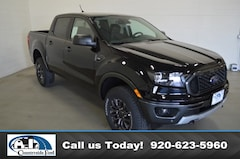 New 2019 Ford Ranger XLT 4WD Supercrew 5 Box in Columbus, WI