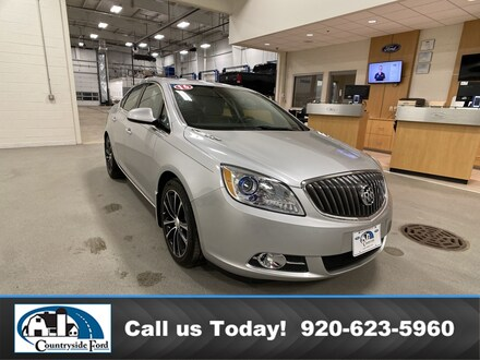 Used 2016 Buick Verano Sport Touring Sedan For Sale in Columbus