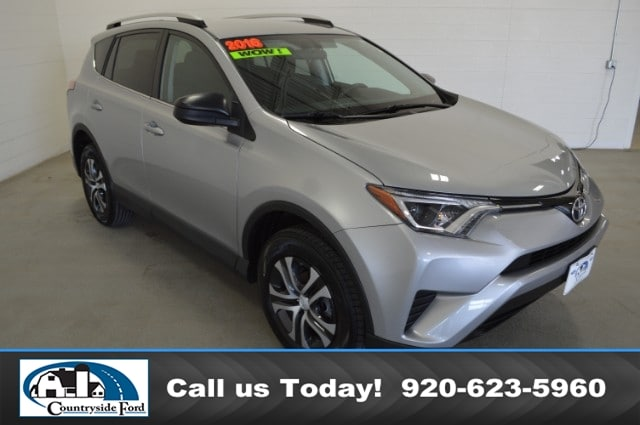 Used 2016 Toyota RAV4 AWD  LE For Sale in Columbus