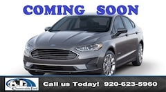 New 2019 Ford Fusion SE FWD in Columbus, WI