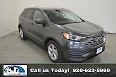 New 2019 Ford Edge SE AWD in Columbus, WI