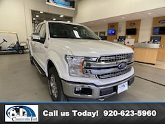 2020 Ford F-150 Lariat 4WD Supercab 6.5 Box