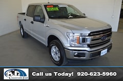 2018 Ford F-150 XLT 4WD Supercrew 5.5 Box in Columbus, WI