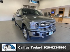 New 2020 Ford F-150 Lariat 4WD Supercrew 5.5 Box in Columbus, WI