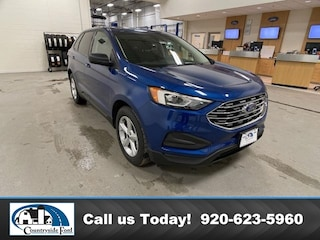 New 2020 Ford Edge SE AWD in Columbus, WI