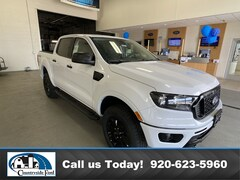 New 2020 Ford Ranger XLT 4WD Supercrew 5 Box in Columbus, WI