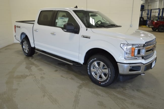 2019 Ford F-150 XLT 4WD Supercrew 5.5 Box in Columbus, WI
