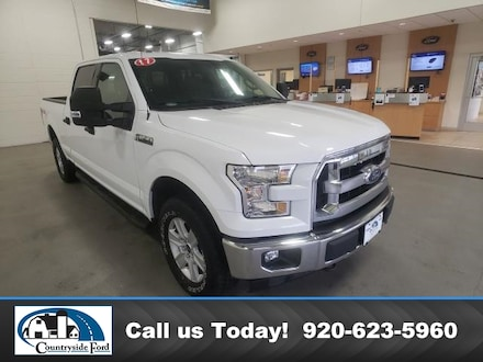 Used 2017 Ford F-150 XLT 4WD Supercrew 6.5 Box For Sale in Columbus