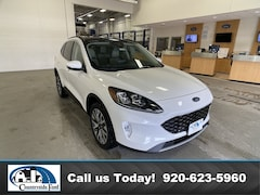 in Columbus, WI 2020 Ford Escape Titanium AWD New