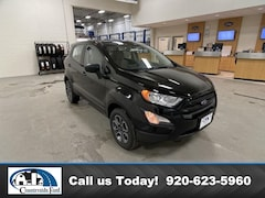 New 2020 Ford EcoSport S 4WD in Columbus, WI