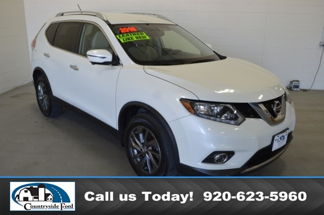 Used 2016 Nissan Rogue AWD  SL For Sale in Columbus