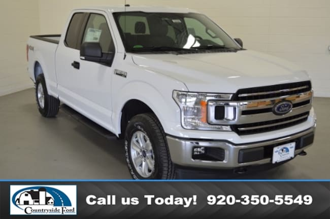 2018 Ford F-150 XLT 4WD Supercab 6.5 Box in Columbus, WI