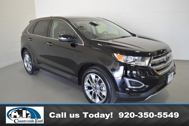 2018 Ford Edge Titanium AWD For Sale in Columbus, WI
