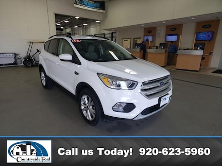 Used 2018 Ford Escape SEL 4WD For Sale in Columbus