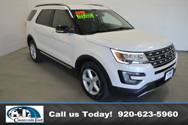 Used 2016 Ford Explorer 4WD  XLT For Sale in Columbus