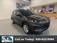 in Columbus, WI 2020 Ford Escape S FWD New
