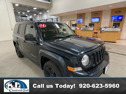 Used 2014 Jeep Patriot FWD  Latitude For Sale in Columbus