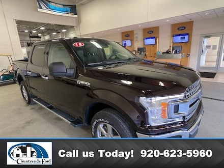 Used 2018 Ford F-150 XLT 4WD Supercrew 5.5 Box For Sale in Columbus