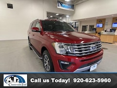 New 2020 Ford Expedition XLT 4x4 in Columbus, WI