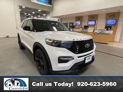 New 2020 Ford Explorer ST 4WD in Columbus, WI