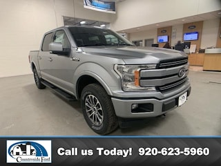 New 2020 Ford F-150 Lariat 4WD Supercrew 5.5 Box near Madison, WI