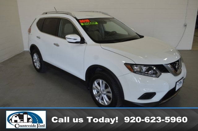 Used 2016 Nissan Rogue AWD  SV For Sale in Columbus