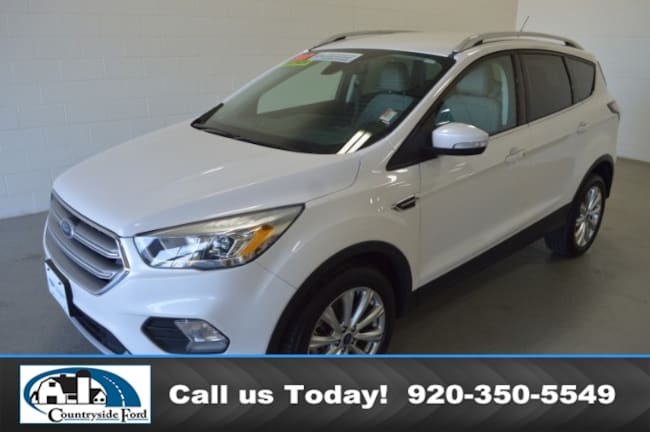 2017 Ford Escape Titanium 4WD in Columbus, WI