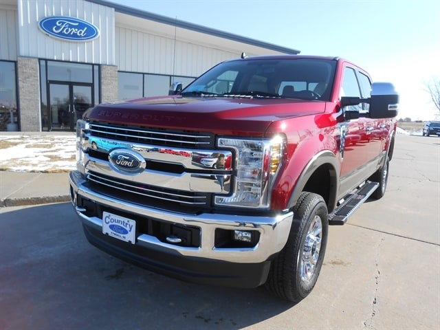 2019 Ford Superduty Lariat F350 SRW 4X4 Pickup - Full Size