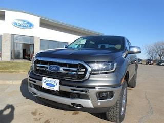2020 Ford Ranger Lariat 4X4 Truck SuperCrew