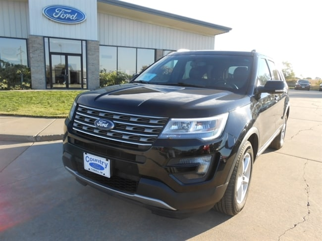 2016 Ford Explorer XLT 4WD Sport Utility