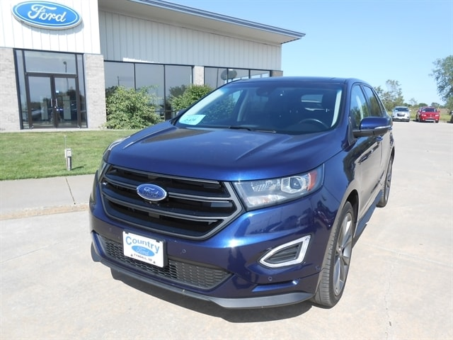 2016 Ford Edge Sport AWD Crossover