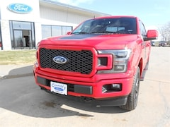 2019 Ford F-150 Lariat 4X4 Limited Edition and Sport Appearance Truck SuperCrew Cab