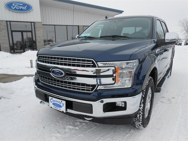 2019 Ford F-150 Lariat 4X4 Pickup - Full Size