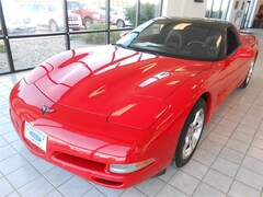 2001 Chevrolet Corvette Sport Coupe
