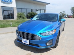 2019 Ford Fusion SE with Sport Appearance Package