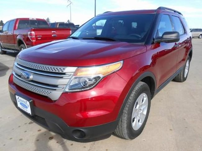 2013 Ford Explorer 4WD Sport Utility