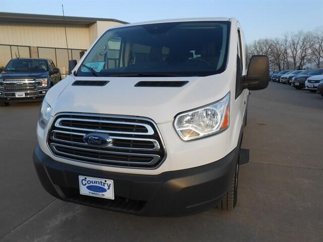 2018 Ford Transit-350 XLT 15 Passenger Commercial Van