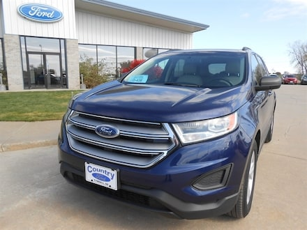2016 Ford Edge SE AWD Crossover