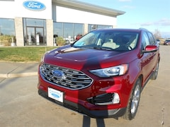 2019 Ford Edge Titanium AWD Crossover
