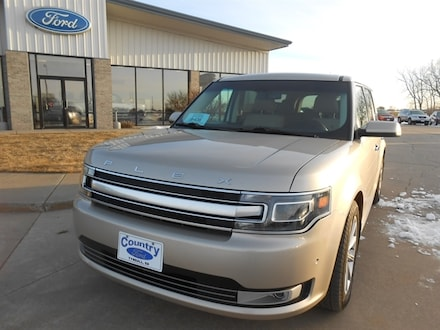 2017 Ford Flex Limited AWD Crossover